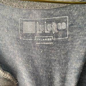 LuLaRoe Tops - Long Sleeve Baseball Tee by LuLaRoe